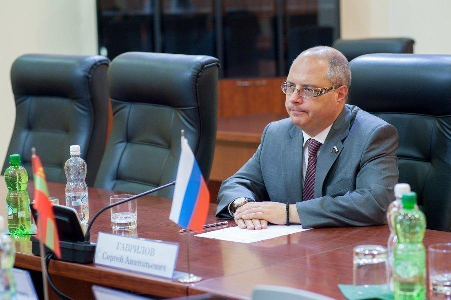 Депутат Сергей Гаврилов