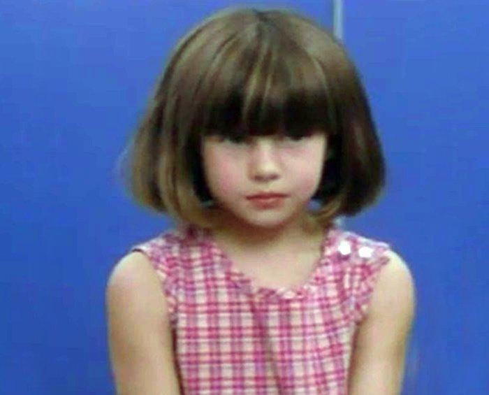 Шейлин Вудли в детстве