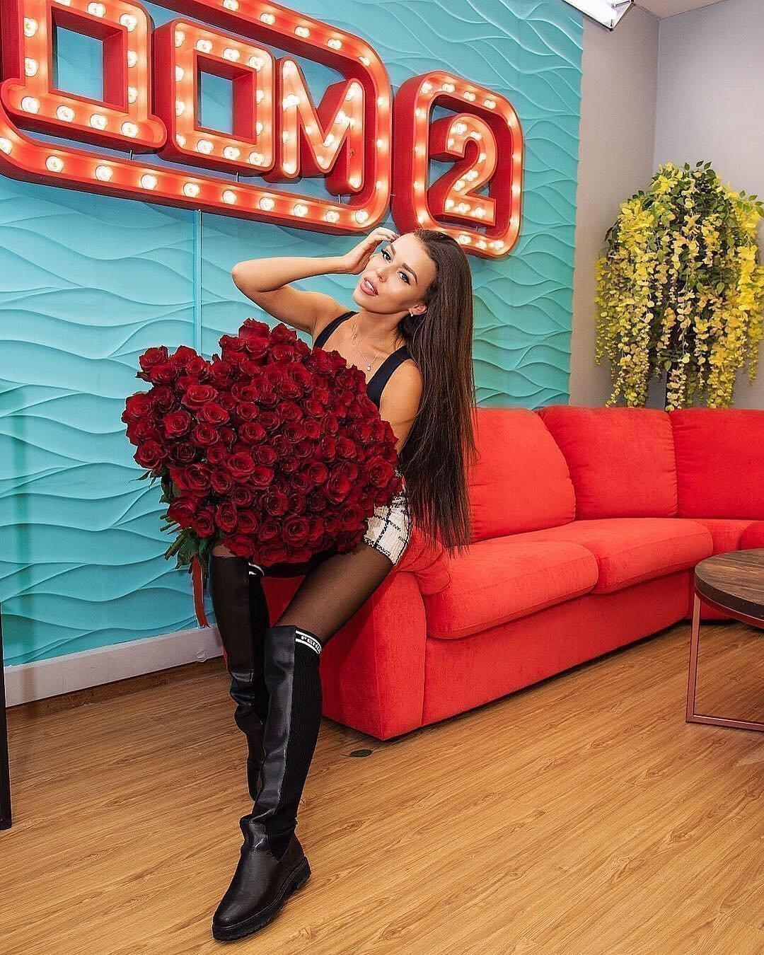 Татьяна Строкова в Дом-2