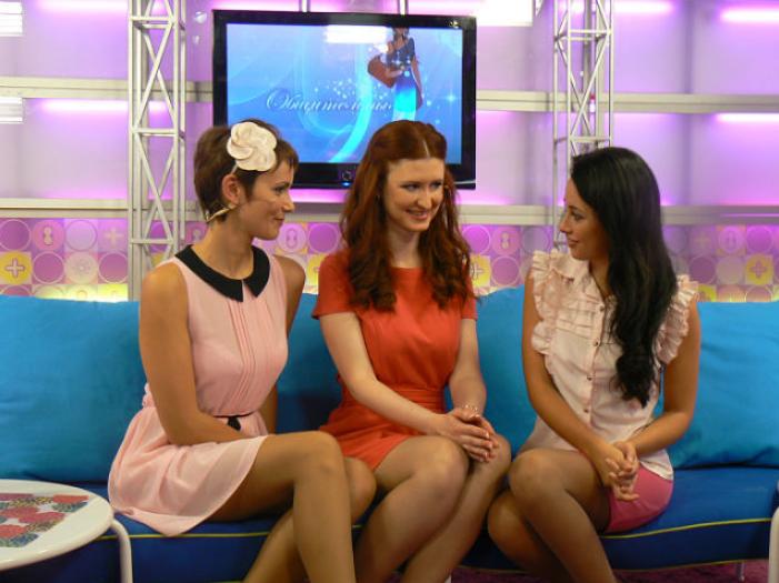 Ток-шоу ТриО на Новоси