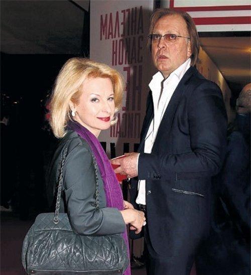 Валентина Пиманова с Леонидом Лютвинским