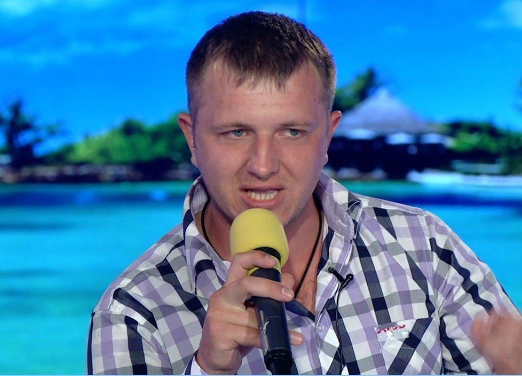 Илья Яббаров из Дом2