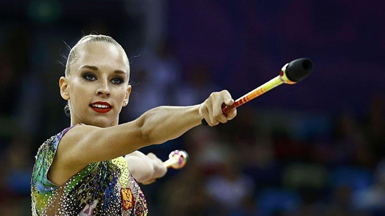 Яна Кудрявцева гимнастка