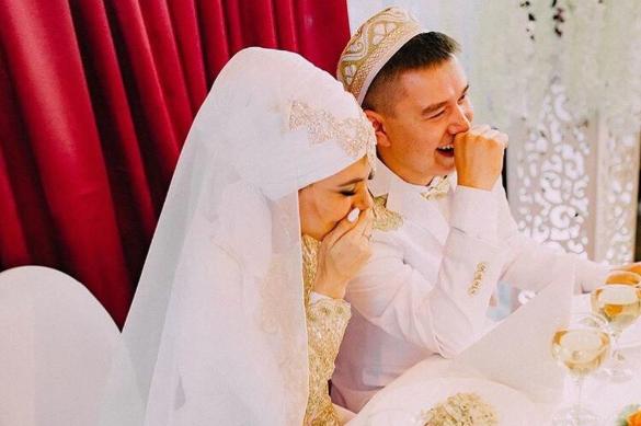 Свадьба Язили Набиуллиной и Амира