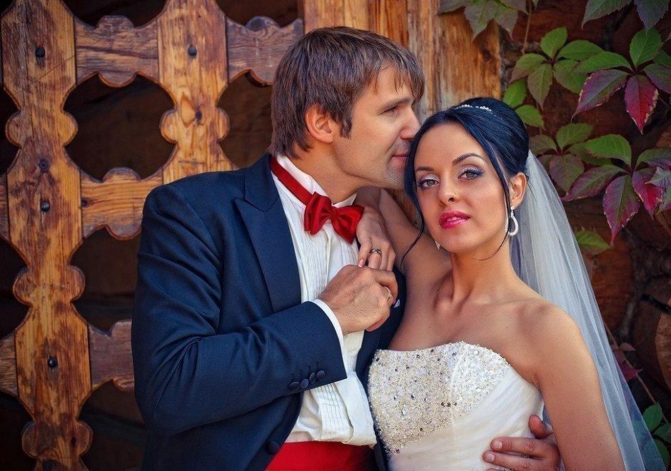 Юлия с Тимуром Ефременковым
