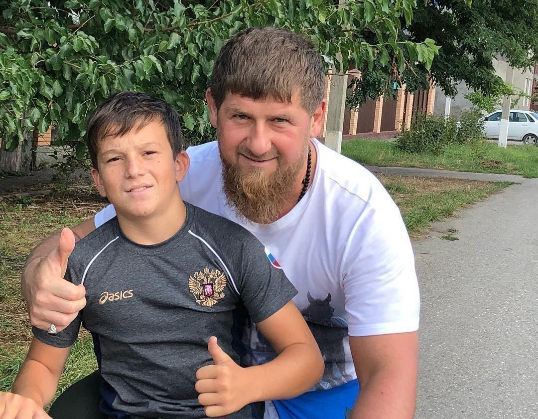 Юсуп Алиев и Рамзан Кадыров