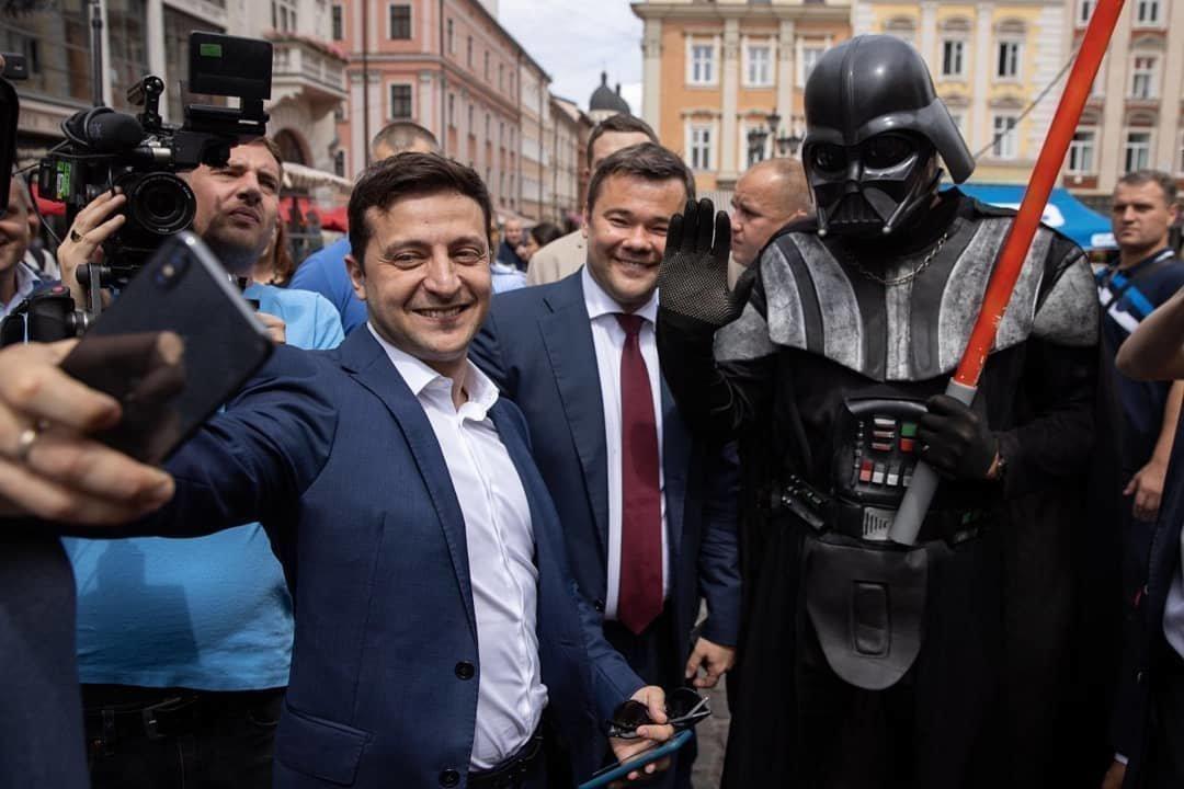 Владимир Зеленский сегодня