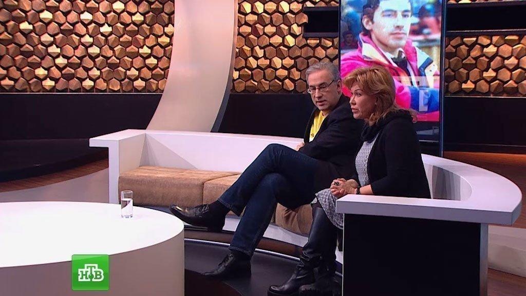 Интервью Юлии и Андрея Норкиных