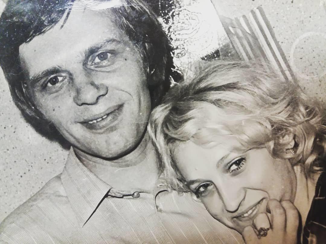 Родители Елены Лихосановой