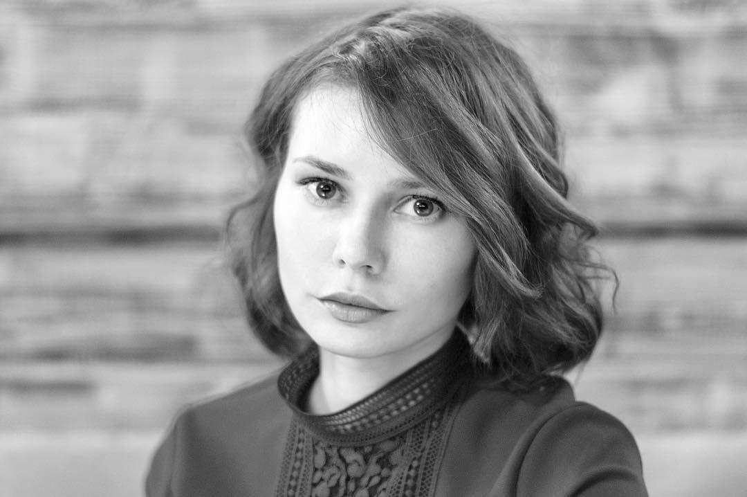 Юлия Доренко в юности