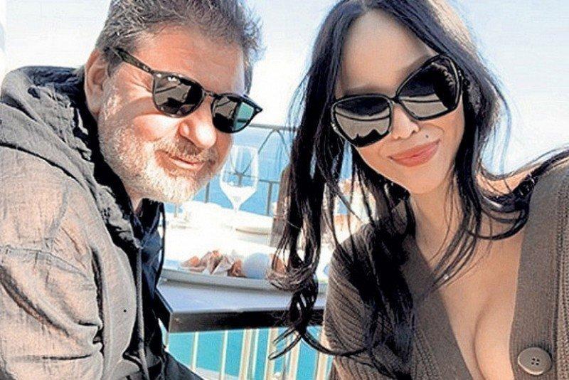 Дарина Эрвин и Цекало поженились