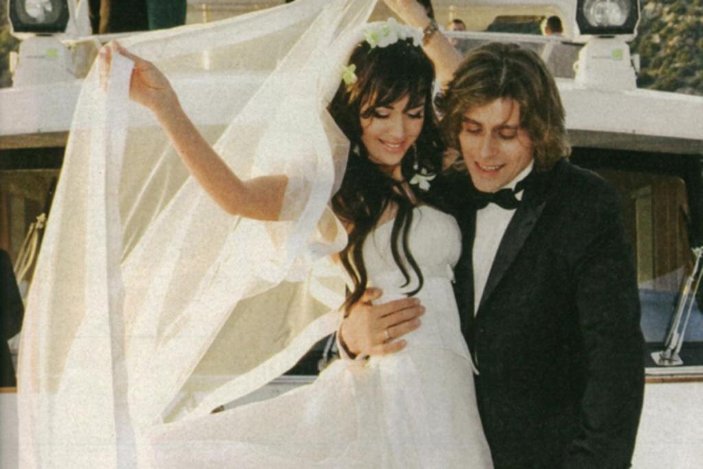 Свадьба Петра Чернышева и Заворотнюк