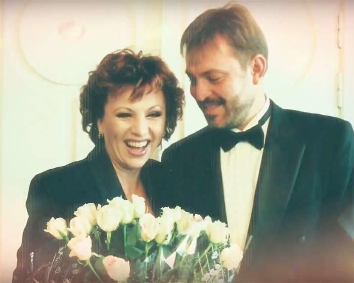 Свадьба Легкоступовой и Григорьева