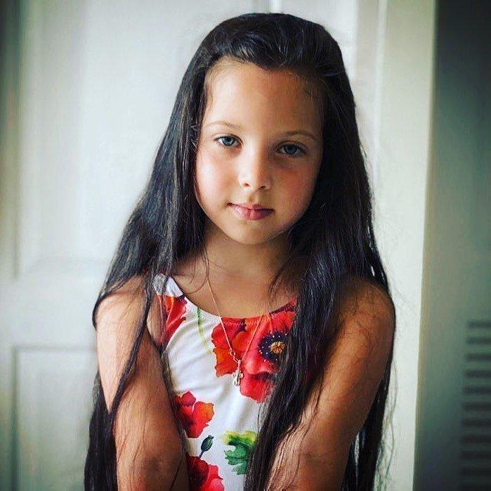 Таисия, младшая дочь Александра