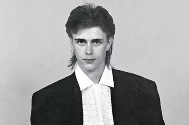 Петр Чернышев в юности