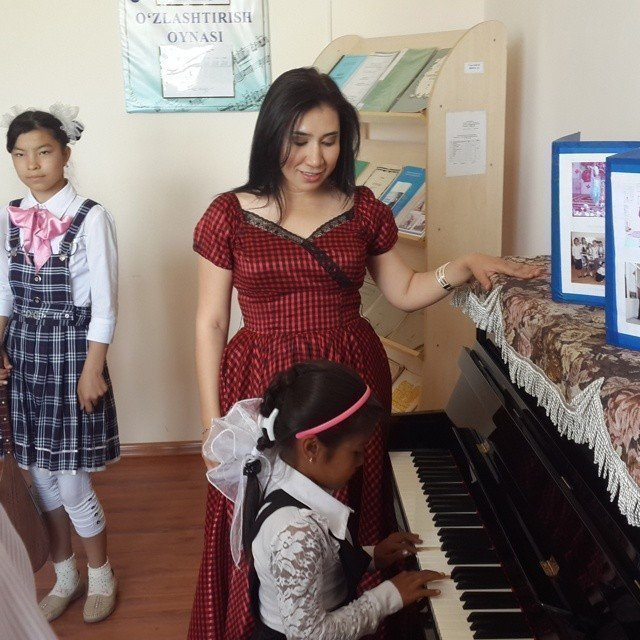 Дилдора Неязова певица