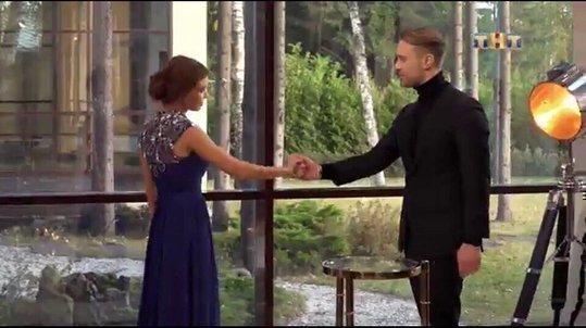 Алина Галимова и Егор Крид