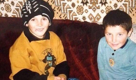 Хабиб Нурмагомедов с братом