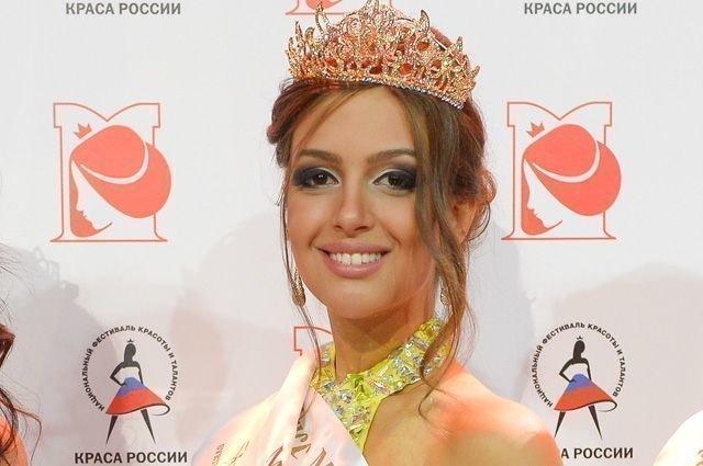 «Краса России» Оксана Воеводина
