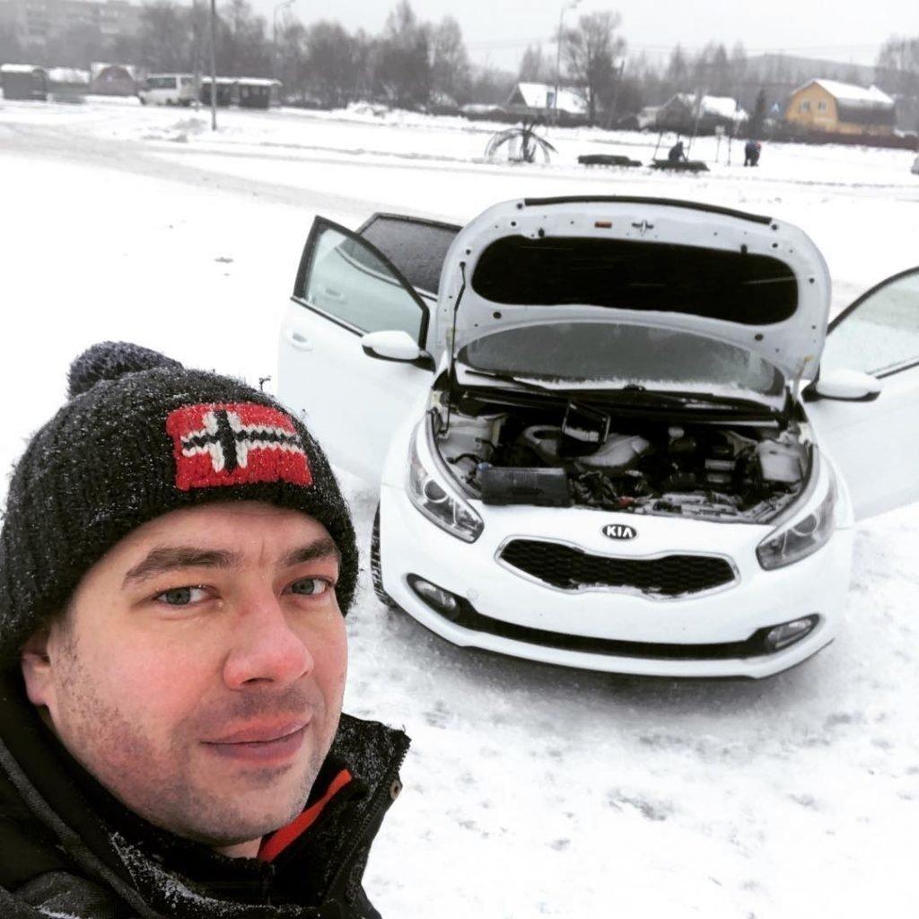 Максим Шелков тестирование авто