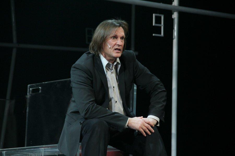 Игорь Миркурбанов в театре