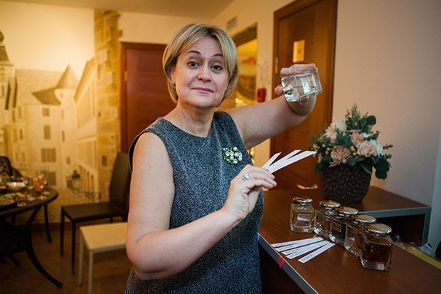 Блогер Наталья Черкасова