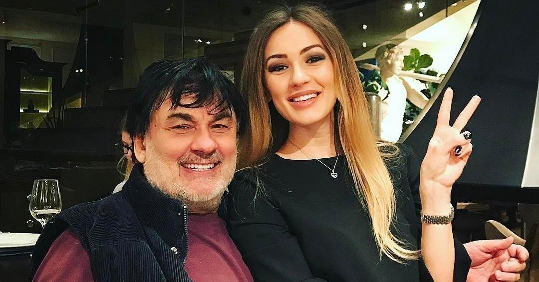 Мишель Серова и Александр Серов