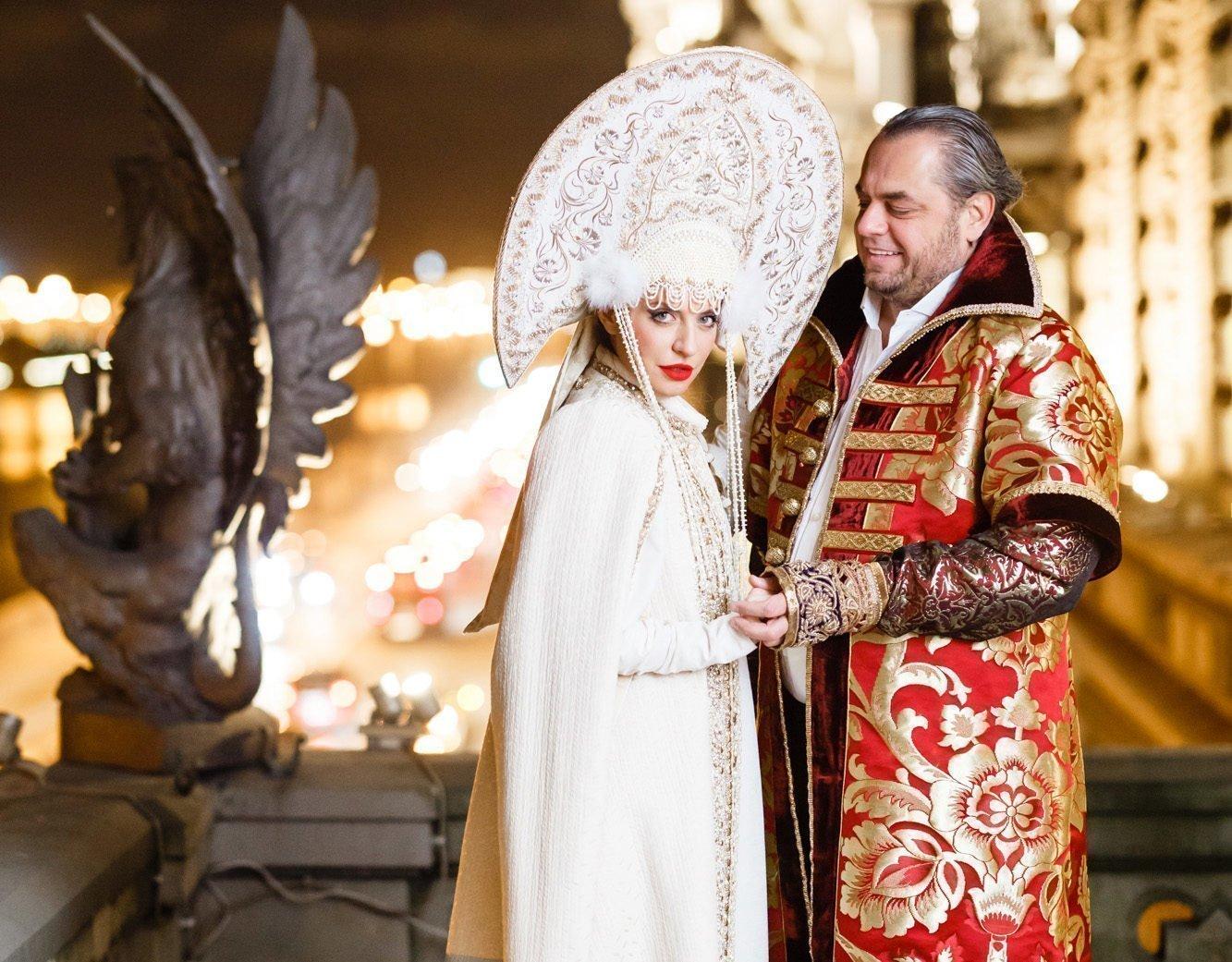 Свадьба Виктории Шеляговой