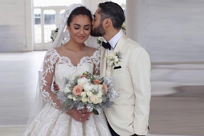 Мария Мельникова свадьба