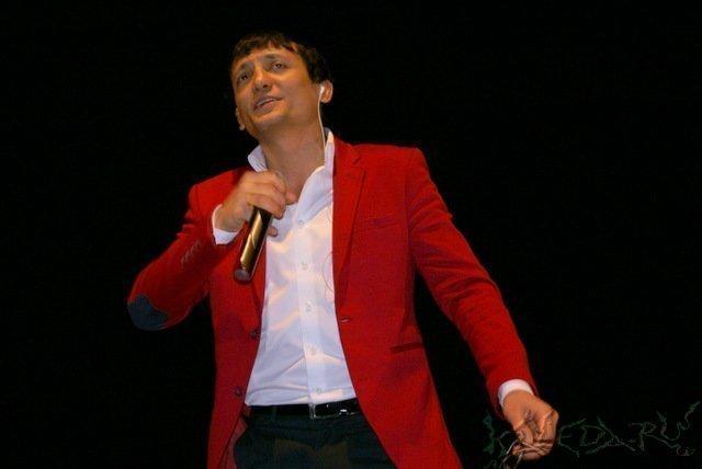 Алмас Багратиони на сцене