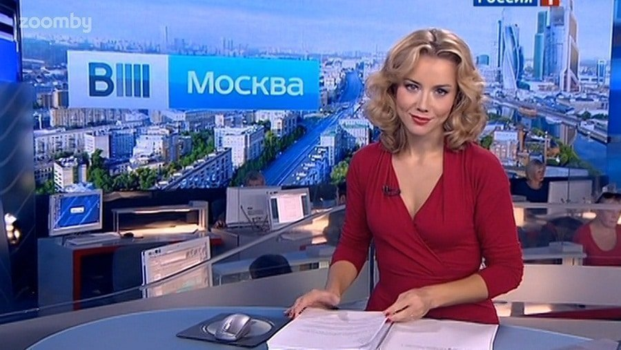 Екатерина Григорова в студии