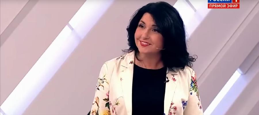 Политолог Янина Соколовская