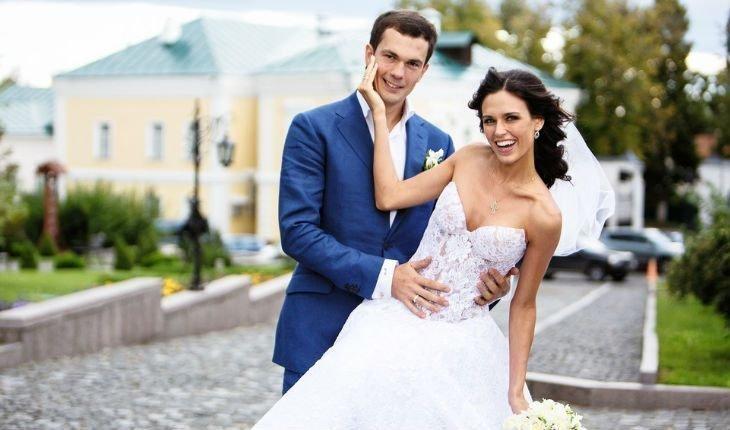 Свадьба Ирины Антоненко с Вячеславом Федотовым