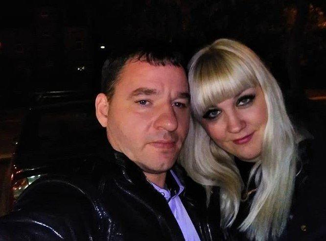 Сергей Завьялов с девушкой