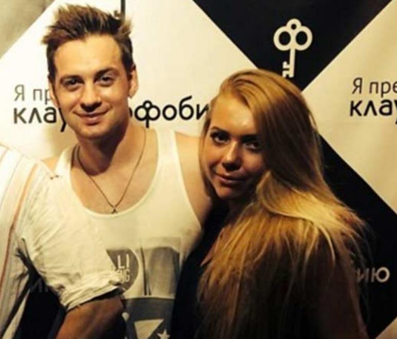 Карина Кросс и Соколовский