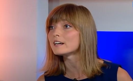 Телеведущая Мария Киреева