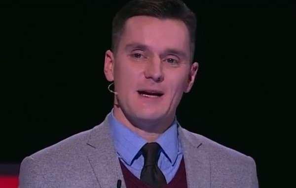 Якуб Корейба на ток-шоу