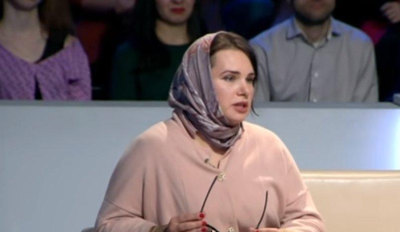 Юлия Стебунова у Леры Кудрявцевой