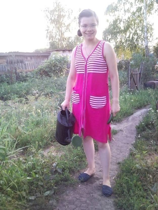 Тетьяна Брухунова в детстве