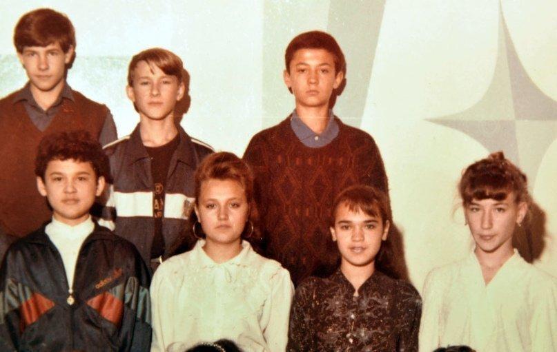 Дмитрий Григоренко в школьные годы