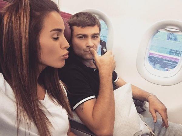 Юлия Зиверт и Евгений
