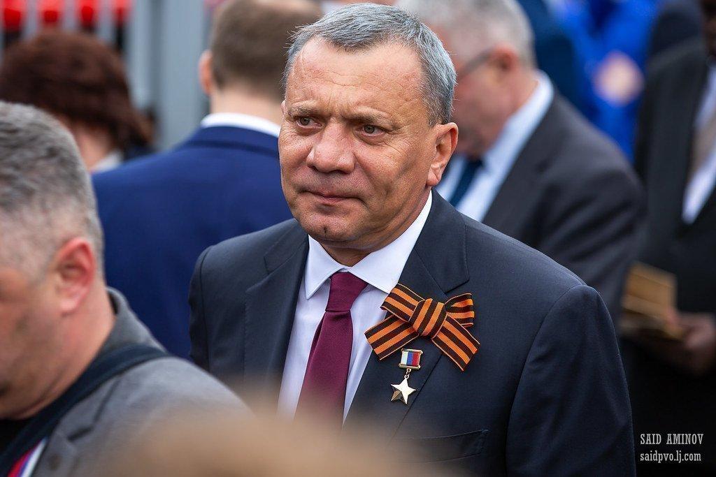 Юрий Борисов - Герой России