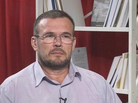 Василь Вакаров политолог