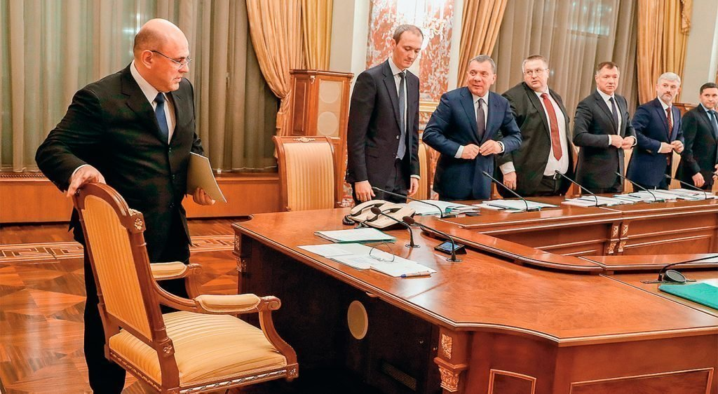Дмитрий Юрьевич Григоренко на заседании
