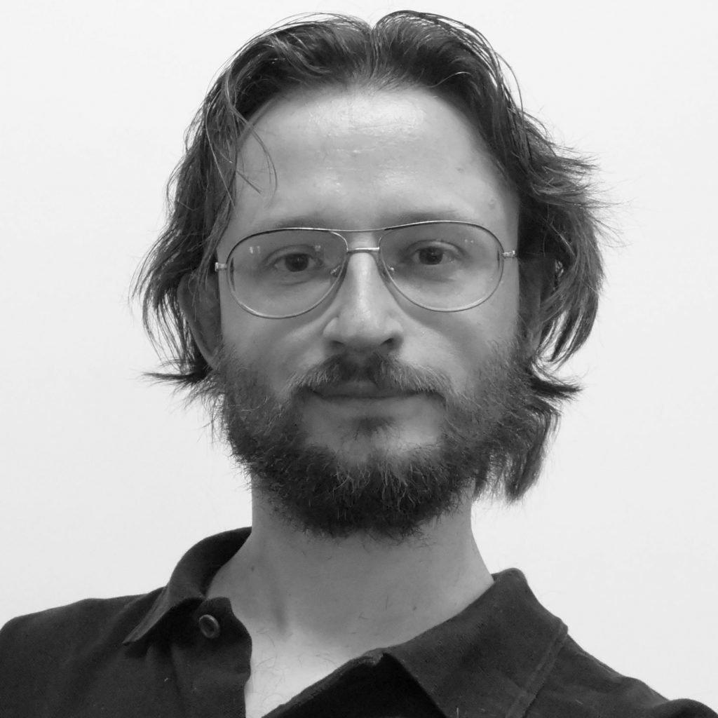 Станислав Дробышевский в юности