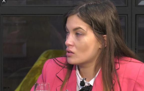 Яна Цветкова на шоу Пацанки