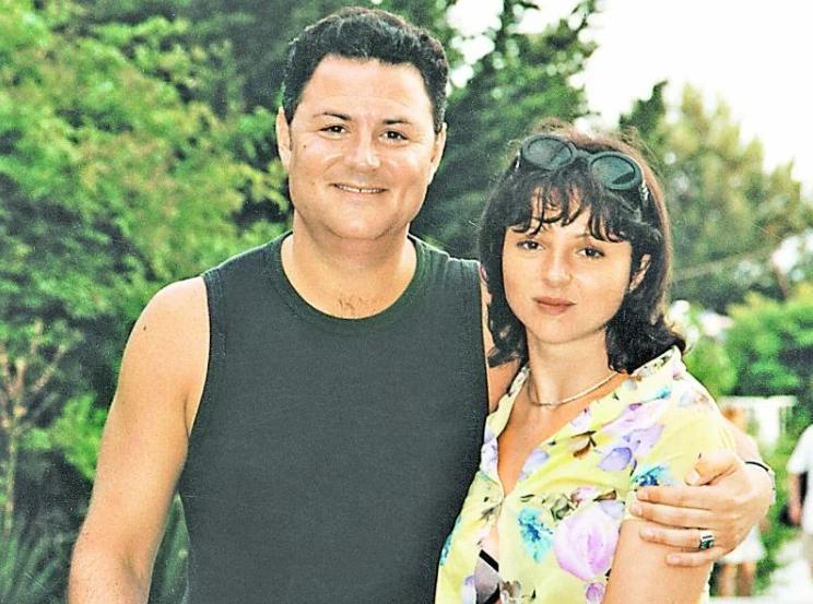 Анна Банщикова и Максим Леонидов