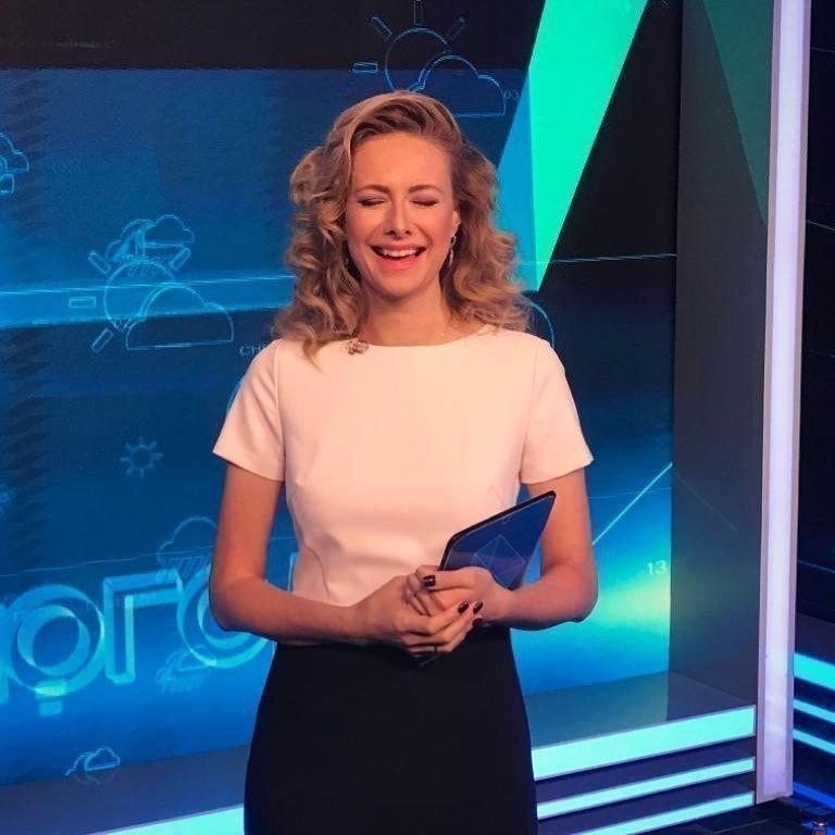 Алена Дублюк ведущая