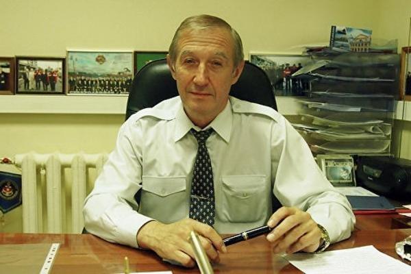 Шлемов Анатолий Фёдорович - отец Анастасии Татуловой