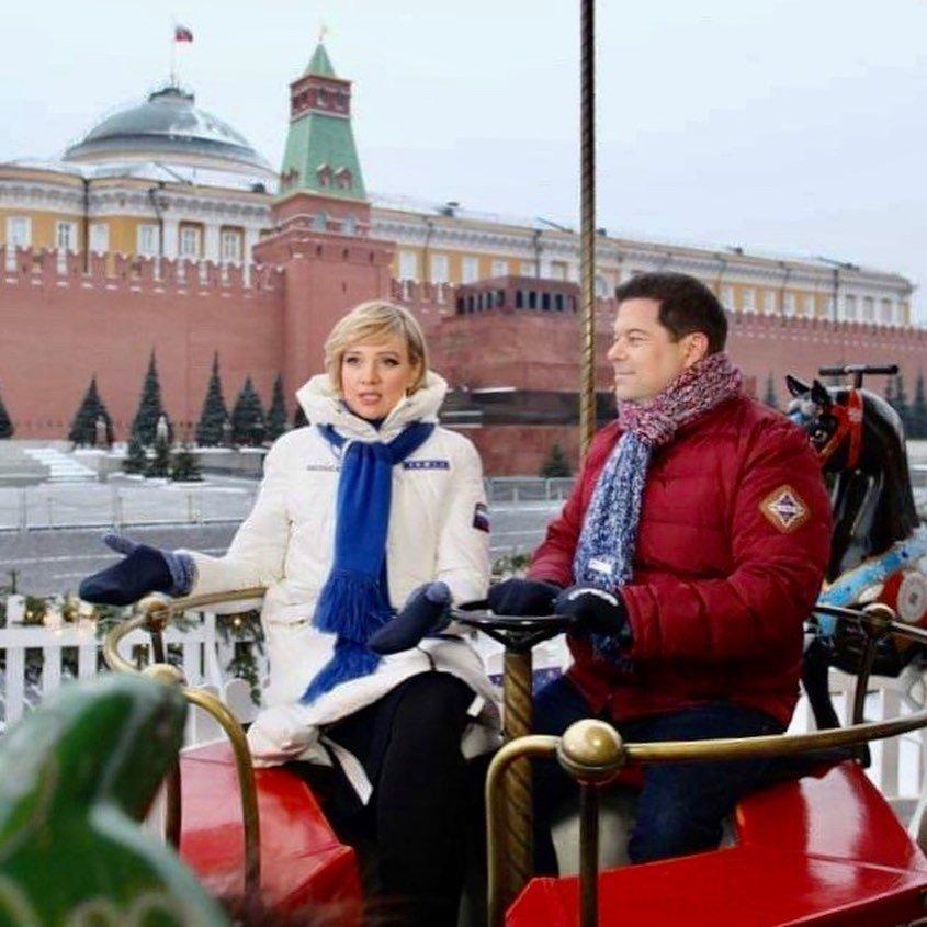 Анастасия Орлова и Сергей Бабаев